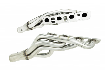 "Kooks - Kooks 1 3/4"" x 3"" Stainless Long Tube Header Kit: Dodge Ram 1500 5.7 Hemi 2019 - 2021 - Image 2"