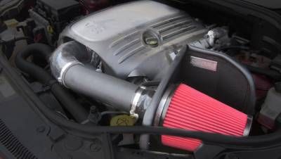 Volant - Volant Open Element Intake: Dodge Durango / Jeep Grand Cherokee 5.7L Hemi 2011 - 2020 - Image 2