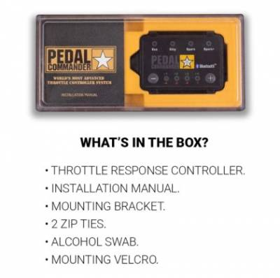 Pedal Commander - Pedal Commander Bluetooth Throttle Response Controller: Dodge Ram 2019 - 2020 (Excl. Classic Models) - Image 5