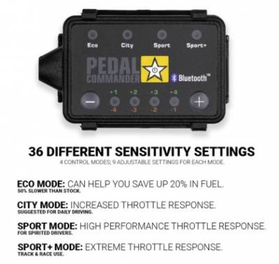 Pedal Commander - Pedal Commander Bluetooth Throttle Response Controller: 300 / Challenger / Charger / Magnum (All Models) - Image 4