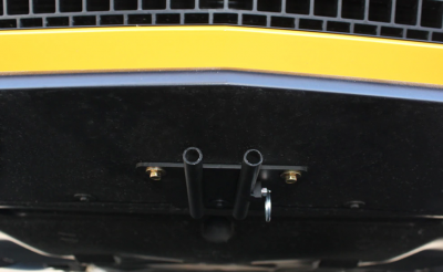 StoNSho - Sto N Sho Quick Release Front License Plate Bracket: Dodge Challenger 2008 - 2014 - Image 3