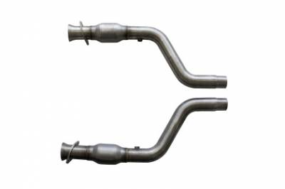 BBK Performance - BBK Performance Long-Tube Headers & Mid-Pipes: 300C / Charger / Magnum 5.7L Hemi 2005 - 2008 - Image 5