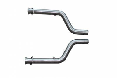 BBK Performance - BBK Performance Long-Tube Headers & Mid-Pipes: 300C / Charger / Magnum 5.7L Hemi 2005 - 2008 - Image 6