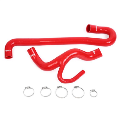 JEEP GRAND CHEROKEE PARTS - Jeep Grand Cherokee Cooling Parts - Mishimoto - Mishimoto Silicone Radiator Hoses Kit: Jeep Grand Cherokee 6.4L SRT 2012 - 2020