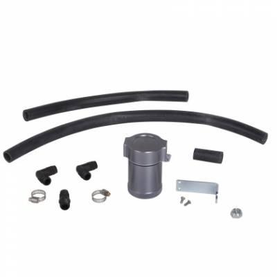 BBK Performance - BBKHemi Oil Separator / Catch Can: 300 / Challenger / Charger / Magnum 6.1L SRT8 2006 - 2010 - Image 3