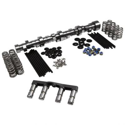 Jeep Grand Cherokee Engine Parts - Jeep Grand Cherokee Camshaft & Kits - Comp Cams - Comp Cams Stage 1 HRT 216/222 Max Power Hydraulic MASTER CAM KIT: 5.7L Hemi / 6.1L SRT8 2003 - 2008 (Non VVT)