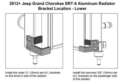 Mishimoto - Mishimoto Aluminum Radiator: Dodge Durango / Jeep Grand Cherokee 2011 - 2020 (3.6L V6, 5.7L Hemi & 6.4L SRT) - Image 7