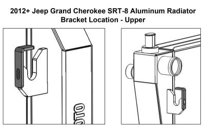 Mishimoto - Mishimoto Aluminum Radiator: Dodge Durango / Jeep Grand Cherokee 2011 - 2020 (3.6L V6, 5.7L Hemi & 6.4L SRT) - Image 8