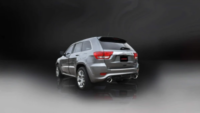 Corsa - Corsa Xtreme Exhaust System: Jeep Grand Cherokee 6.4L SRT 2012 - 2020 - Image 3