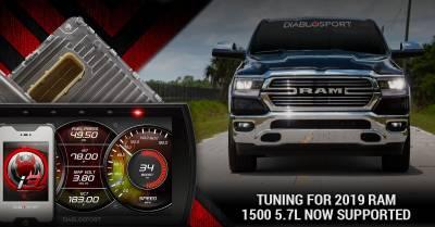 Diablo Sport - DiabloSport Modified PCM (Unlocked): Dodge Ram 2020 (5.7L Hemi 1500 8-Speed, eTorque) - Image 3