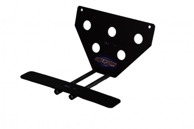 StoNSho - Sto N Sho Quick Release Front License Plate Bracket: Dodge Durango SRT 2018 - 2020 (WITH Adaptive Cruise) - Image 3