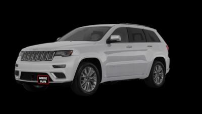 StoNSho - Sto N Sho Quick Release Front License Plate Bracket: Jeep Grand Cherokee High Altitude & Summit 2018 - 2020 - Image 5