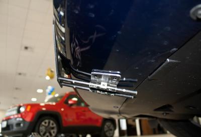 StoNSho - Sto N Sho Quick Release Front License Plate Bracket: Chrysler 300 2015 - 2020 - Image 2