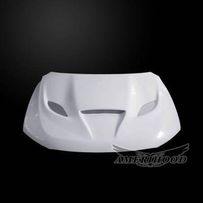 Amerihood - Amerihood Hellcat Functional Ram Air Hood: Dodge Durango 2011 - 2020 - Image 2