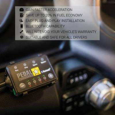 Pedal Commander - Pedal Commander Bluetooth Throttle Response Controller: Dodge Viper 8.4L 2008 - 2017 - Image 9