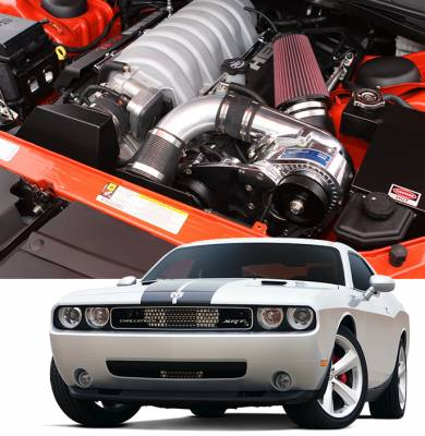 DODGE CHALLENGER PARTS - Dodge Challenger Supercharger Kits - Procharger - Procharger Supercharger Kit: Dodge Challenger 6.1L SRT8 2008 - 2010