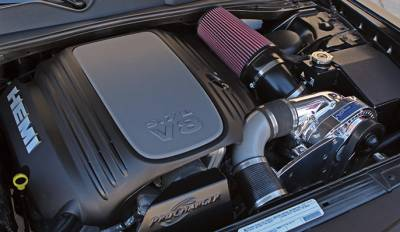 Procharger - Procharger Supercharger Kit: Dodge Challenger 5.7L Hemi 2011 - 2014 - Image 5