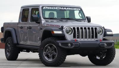 Procharger - Procharger Supercharger Kit: Jeep Gladiator JT 3.6L V6 2020 - Image 4