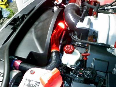 KillerGlass - Killerglass Upper Radiator Hose Kit: Jeep Grand Cherokee 2005 - 2021 (V8 Only) - Image 2