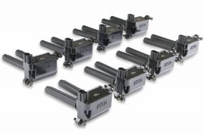 MSD Ignition - MSD Blaster HVC Ignition Coils (8-Pack, Dual Plug): 2005 - 2021 5.7L Hemi / 6.1L SRT8 / 6.4L 392 / 6.2L SRT Hellcat - Image 2