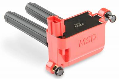 MSD Ignition - MSD Blaster HVC Ignition Coils (8-Pack, Dual Plug): 2005 - 2021 5.7L Hemi / 6.1L SRT8 / 6.4L 392 / 6.2L SRT Hellcat - Image 9