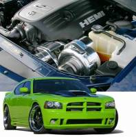 Dodge Charger Supercharger Kits