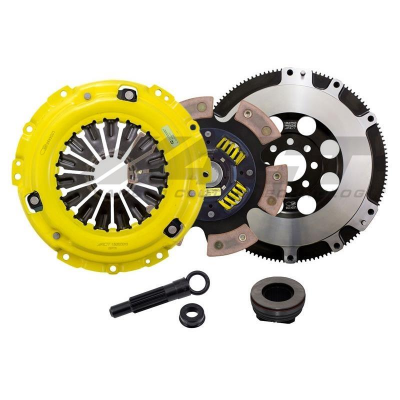 ACT - ACT 6-Puck Race Clutch Kit (Extreme Pressure Plate / Spring Hub): Dodge Neon SRT4 2003 - 2005