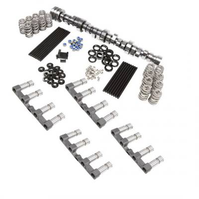 Comp Cams - Comp Cams Stage 2 SUPERCHARGER HRT 229/241 Max Power Hydraulic MASTER CAM KIT: 5.7L Hemi / 6.4L 392 2009 - 2021 (VVT)