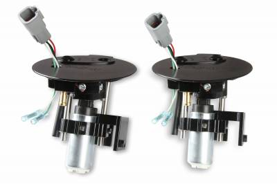 Holley - Holley Dual 255LPH Fuel Pump Kit: 300 / Charger / Challenger 2005 - 2021 (V8 Models ONLY)