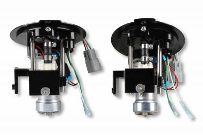 Holley - Holley Dual 525LPH Fuel Pump Kit: 300 / Charger / Challenger 2005 - 2021 (V8 Models ONLY)