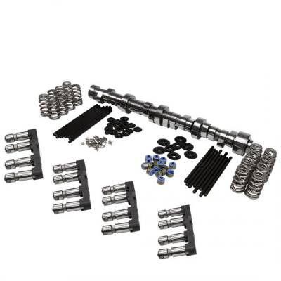 Jeep Grand Cherokee Engine Parts - Jeep Grand Cherokee Camshaft & Kits - Comp Cams - Comp Cams Stage 2 SUPERCHARGER HRT 229/241 Max Power Hydraulic MASTER CAM KIT: 5.7L Hemi / 6.1L SRT8 2003 - 2008 (non VVT)