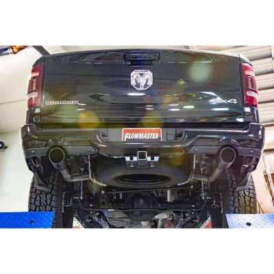 Flowmaster - Flowmaster FloxFX Exhaust System: Dodge Ram 5.7L Hemi 1500 2019 - 2021 (New Body) - Image 6
