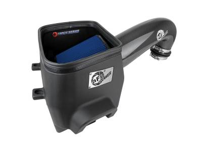 Dodge Ram Engine Performance - Dodge Ram Air Intake & Filters - AFE Power - AFE Track Series Carbon Fiber Cold Air Intake: Dodge Ram 5.7L Hemi 1500 2019 - 2021