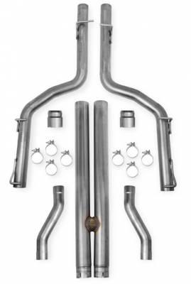 Hooker Blackheart - Hooker Blackheart Exhaust System: Dodge Challenger 6.1L & 6.4L SRT8 2008 - 2014 - Image 2
