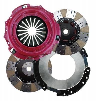 RAM Clutches - Ram Clutches Concept 10.5 Twin Disc Clutch Kit (Metallic Disc): Dodge Challenger 2008 - 2021 (Fits ALL Hemi Models, Including Hellcat) - Image 3