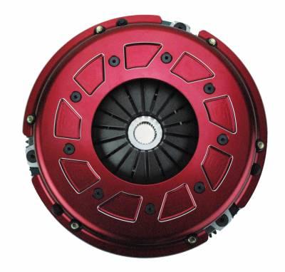 RAM Clutches - Ram Clutches Pro Street Twin Disc Clutch Kit (Metallic Disc): Dodge Challenger 2008 - 2021 (Fits ALL Hemi Models, Including Hellcat) - Image 2