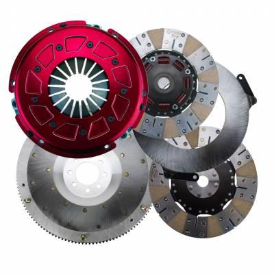 RAM Clutches - Ram Clutches Pro Street Twin Disc Clutch Kit (Metallic Disc): Dodge Challenger 2008 - 2021 (Fits ALL Hemi Models, Including Hellcat) - Image 3