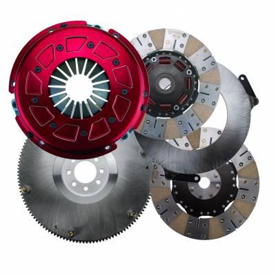 RAM Clutches - Ram Clutches Pro Street Twin Disc Clutch Kit (Metallic Disc): Dodge Challenger 2011 ONLY (5.7L Hemi, 6.4L SRT8) - Image 4