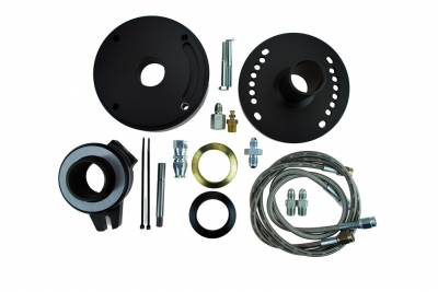 Dodge Challenger Transmission Parts - Dodge Challenger Release Bearing - RAM Clutches - Ram Clutches Hydraulic Release Bearing Kit: Dodge Challenger 2008 - 2021 (Fits ALL Manual Tranmission Models)