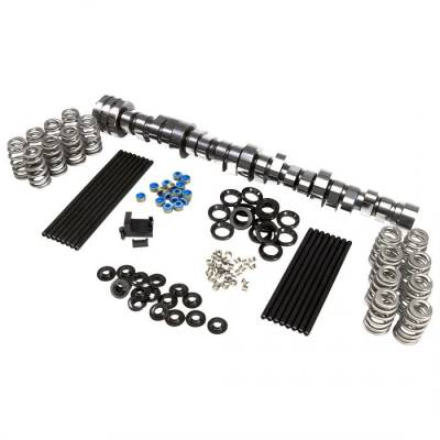 Dodge Charger Engine Performance - Dodge Charger Camshaft & Kits - Comp Cams - Comp Cams Stage 1 HRT 216/222 Max Power Hydraulic CAM KIT: 5.7L Hemi 2009 - 2021 (VVT)