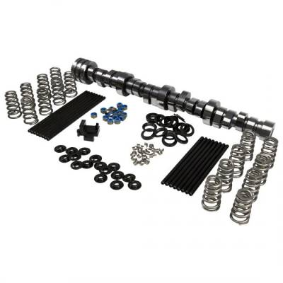 Dodge Charger Engine Performance - Dodge Charger Camshaft & Kits - Comp Cams - Comp Cams Stage 3 HRT 224/234 Max Power Hydraulic Roller CAM KIT: 5.7L Hemi / 6.4L 392 2009 - 2021 (VVT)