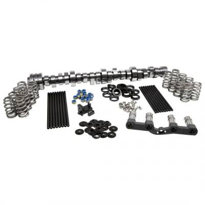 Dodge Charger Engine Performance - Dodge Charger Camshaft & Kits - Comp Cams - Comp Cams Stage 1 HRT 216/222 Max Power Hydraulic MASTER CAM KIT: 5.7L Hemi 2009 - 2021 (VVT)