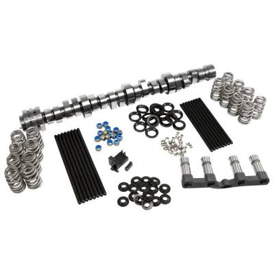Jeep Grand Cherokee Engine Parts - Jeep Grand Cherokee Camshaft & Kits - Comp Cams - Comp Cams Stage 2 HRT 222/230 Max Power Hydraulic MASTER CAM KIT: 5.7L Hemi / 6.4L 392 2009 - 2021 (VVT)