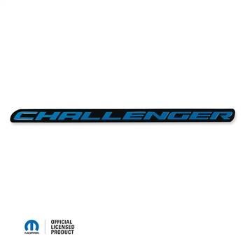 American Brother Designs - American Brother Designs CHALLENGER Front Grille Badge: Dodge Challenger 2008 - 2021