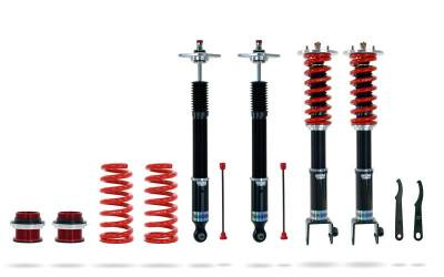 Chrysler 300 Suspension Parts - Chrysler 300 Coilovers - Pedders Suspension - Pedders eXtreme XA Adjustable Coilovers Kit: 300 / Challenger / Charger RWD 2011 - 2021