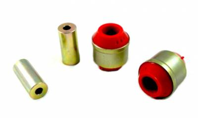 Dodge Challenger Suspension Parts - Dodge Challenger Suspension Bushings - Pedders Suspension - Pedders Urethane Front Lower Control Arm Rear Bushing Kit: 300 / Challenger / Charger / Magnum RWD 2005 - 2010