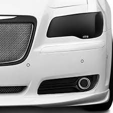 GT Styling - GT Styling Smoke Headlight Covers: Chrysler 300 2011 - 2014 - Image 3