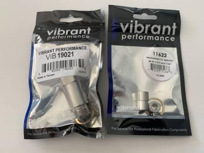 Vibrant - Vibrant O2 Sensor Restrictor Fitting (STRAIGHT) w/ Adjustable Jets (CEL Eliminator) - Image 8