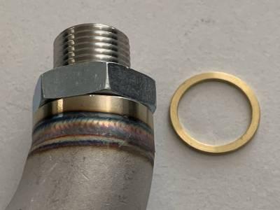 Vibrant - Vibrant O2 Sensor Restrictor Fitting (90-DEGREE) w/ Adjustable Jets (CEL Eliminator) - Image 4