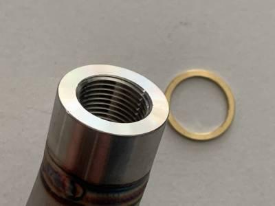 Vibrant - Vibrant O2 Sensor Restrictor Fitting (90-DEGREE) w/ Adjustable Jets (CEL Eliminator) - Image 5